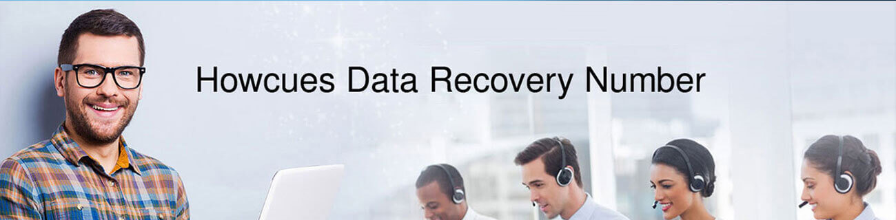 Howcues data recovery number